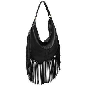 Lucky Brand fringe leather hobo bag(s)